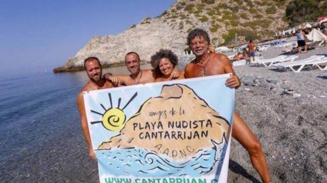 """Cantarriján vuelve al """"IDEAL"""" por su celebración del día Internacional del Naturismo"""