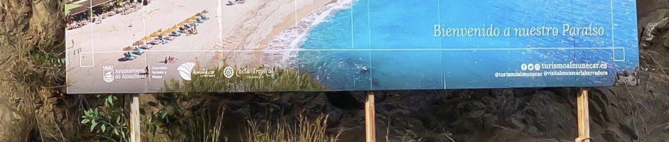 Cantarriján… Playa NUDISTA