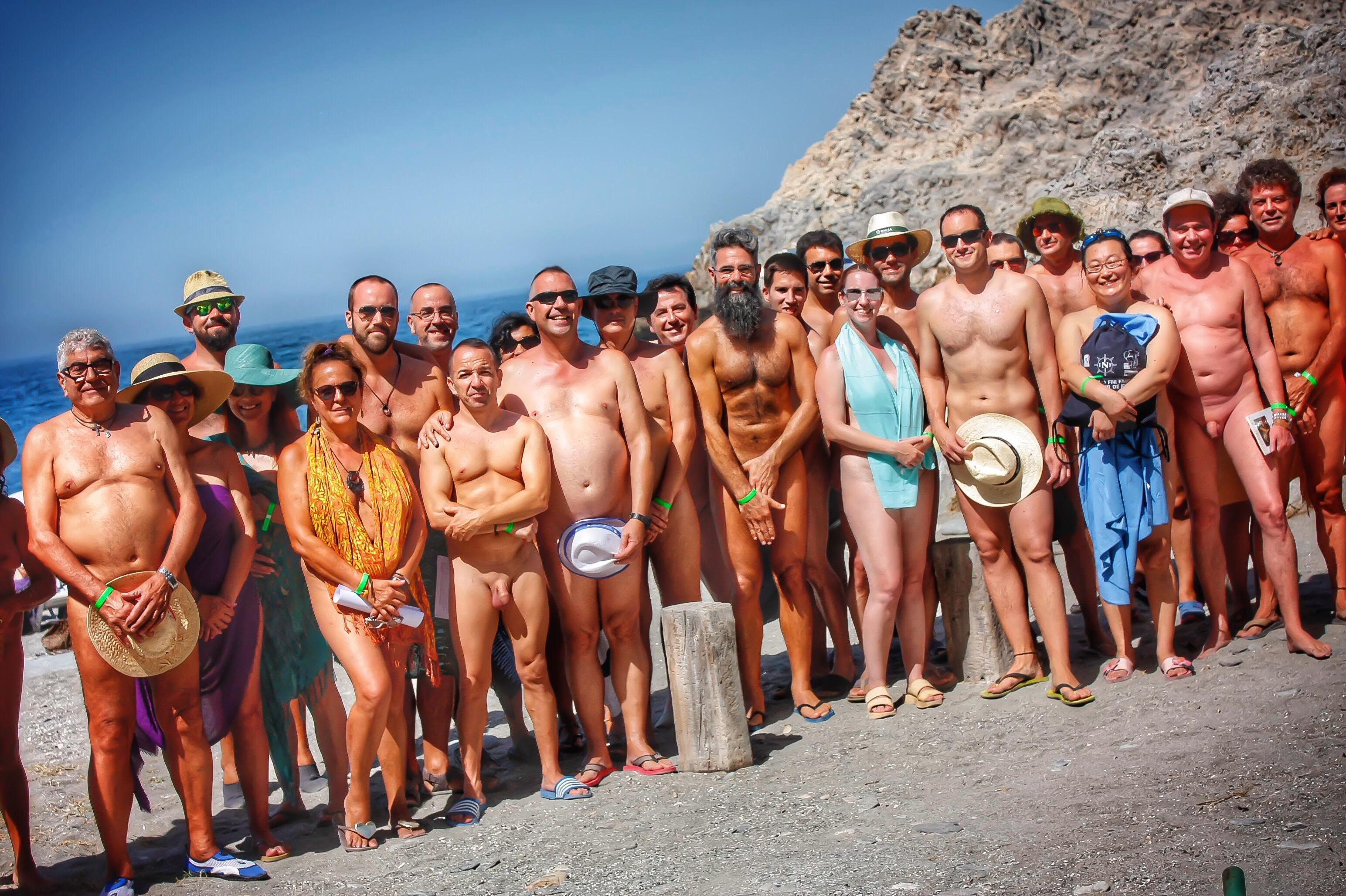 Jornada de Encuentro Nudista 2019