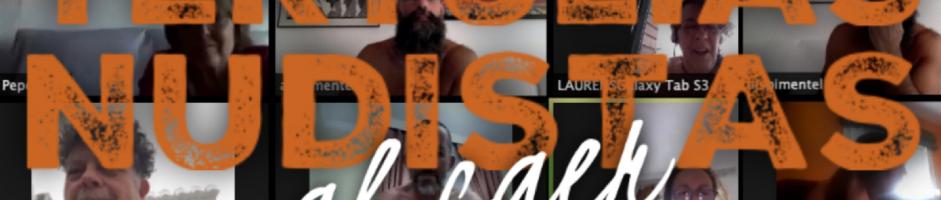 Tertulias virtuales Nudistas de Cantarriján