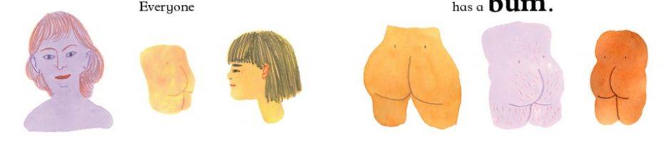 """""""No es obsceno estar desnudo"""": el libro para niños que tiene como objetivo normalizar la desnudez"""