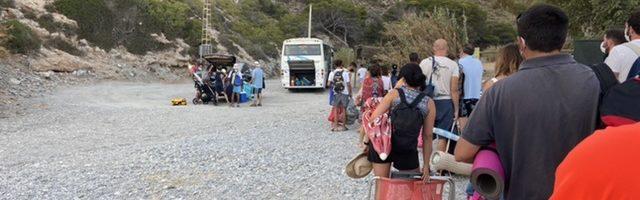 A.A.P.N.C denuncia las graves irregularidades del servicio de Lanzadera en Cantarriján
