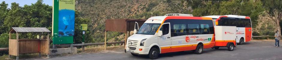 Comienza a funcionar el Bus Lanzadera de Cantarriján